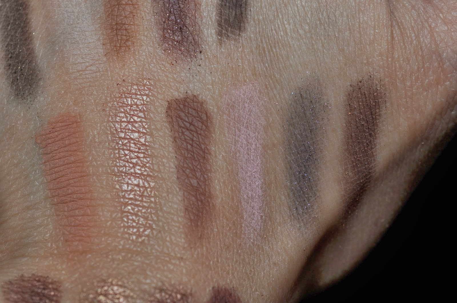Too Faced Chocolate Bar Palette Swatches Review The