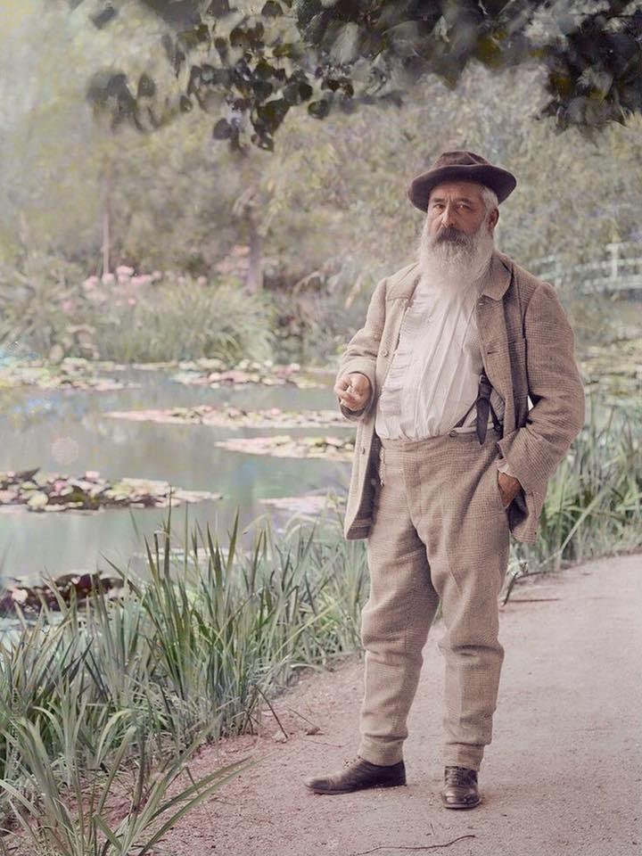 Monet My Garden Is My Most Beautiful Masterpiece Part 2 Tutt