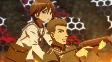 Strike Witches: Road to Berlin Episode 12