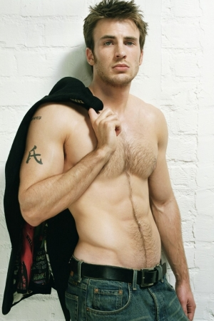 Todays People Magazine Hot List Yummo Is Chris Evans