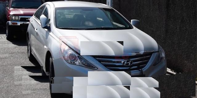 """Vehículo robado de """"Edwin Auto Import""""  fue abandonado en Nagua"""