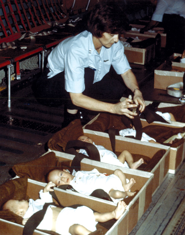 Operation Babylift: Historical Photos and the Story of 78 ...