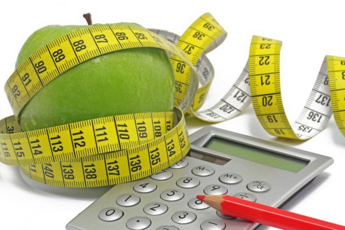 Основная программа при похудении