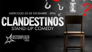 CLANDESTINOS (Stand Up Comedy)
