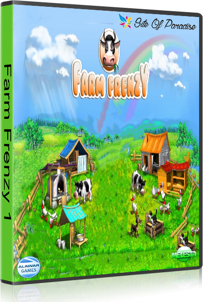 Farm Frenzy 1 Full PC Game   Site Of Paradise