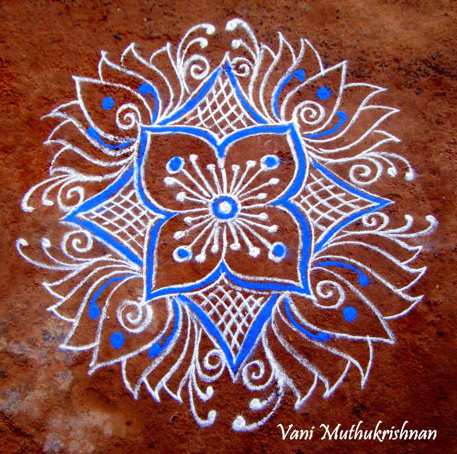 Kolam Designs 31