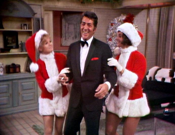 Dean Martin Christmas.Christmas Tv History Dean Martin Show Christmas 1968