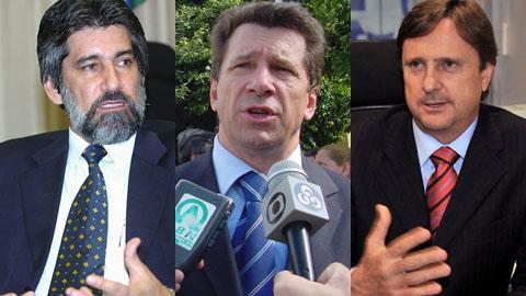 Os três senadores de Rondônia apoiaram e queriam acelerar votação das 10 medidas distorcidas da corrupção
