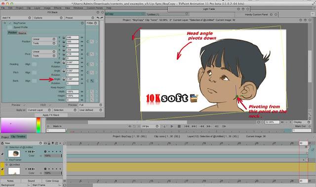 TVPaint Animation 10 Pro Offline setup file Free Download