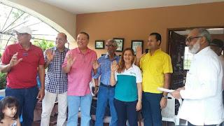 Alexis Alcántara logra presidencia Asociación de Tenis de San Cristóbal