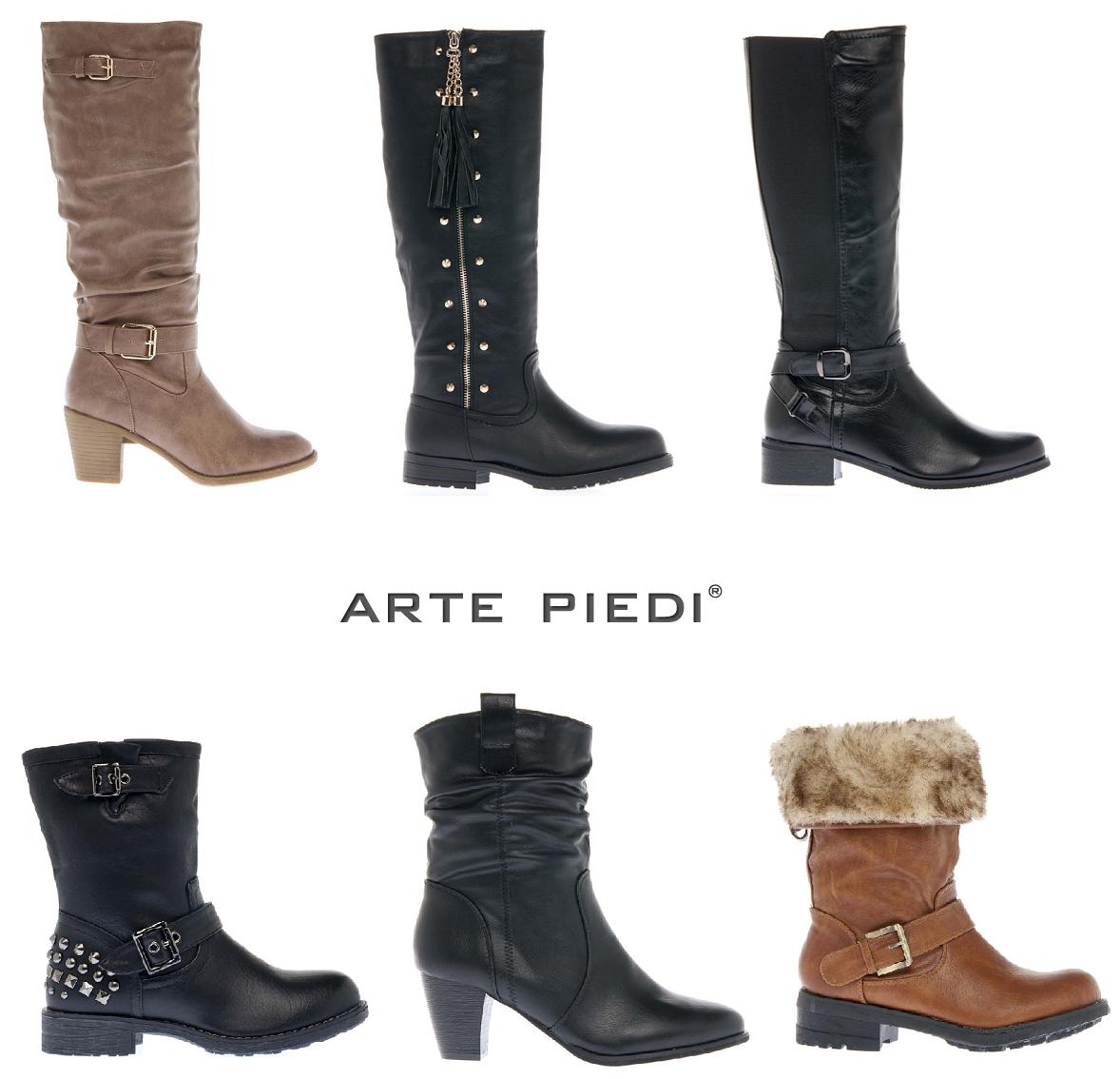 f357fbb6820 Η εταιρία ARTE PIEDI μας παρουσιάζει την νέα συλλογή της για την σεζόν  Φθινόπωρο Χειμώνας 2013-2014. Μπότες , μποτάκια και μπαλαρίνες για casual  αλλά και ...