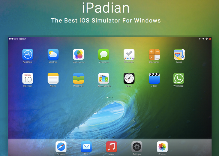 iPadian Free Download Offline Installer 2016