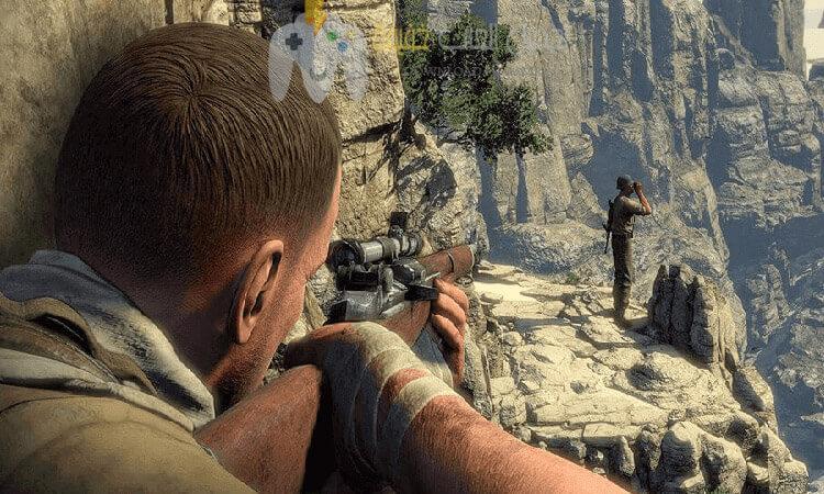 تحميل لعبة القناص Sniper Elite 3 للكمبيوتر
