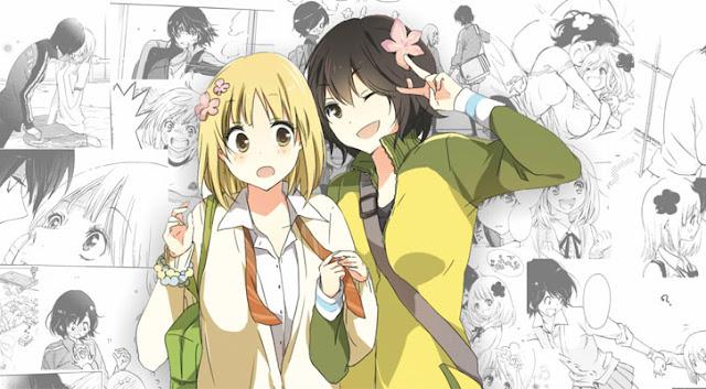 Asagao to Kase-san: Tráiler de la OVA de la serie