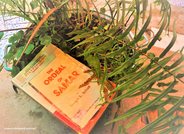 The Ordeal of Samar by Joseph L. Schott | A Book Review by iamnotabookworm