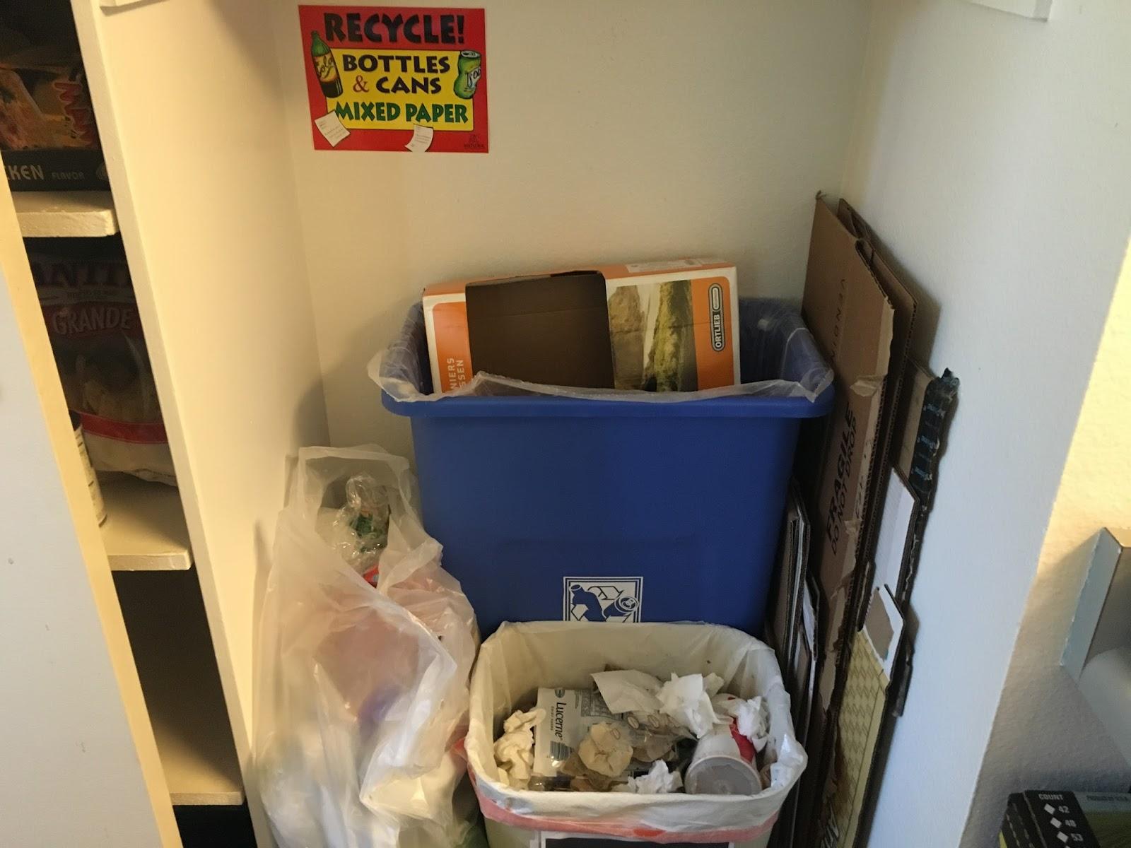 Uc Santa Cruz Sustainability Office Home Recycling Personal Ways