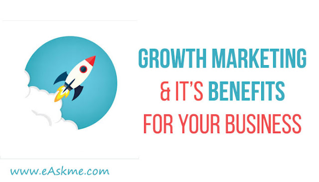 What Is Growth Marketing and How Can it Benefit Your Business?: eAskme