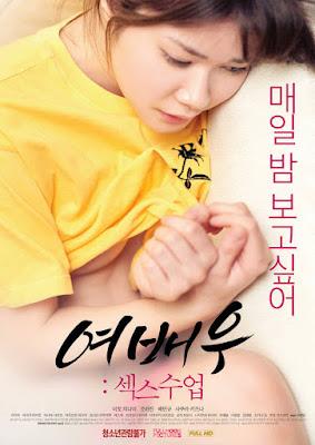 18+ Actress Sex Lessons (2019) Korean Movie 720p HDRip 1GB