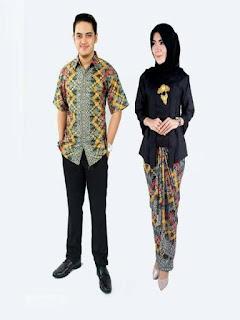 model baju batik rangrang untuk pesta