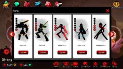 League of Stickman MOD APK2