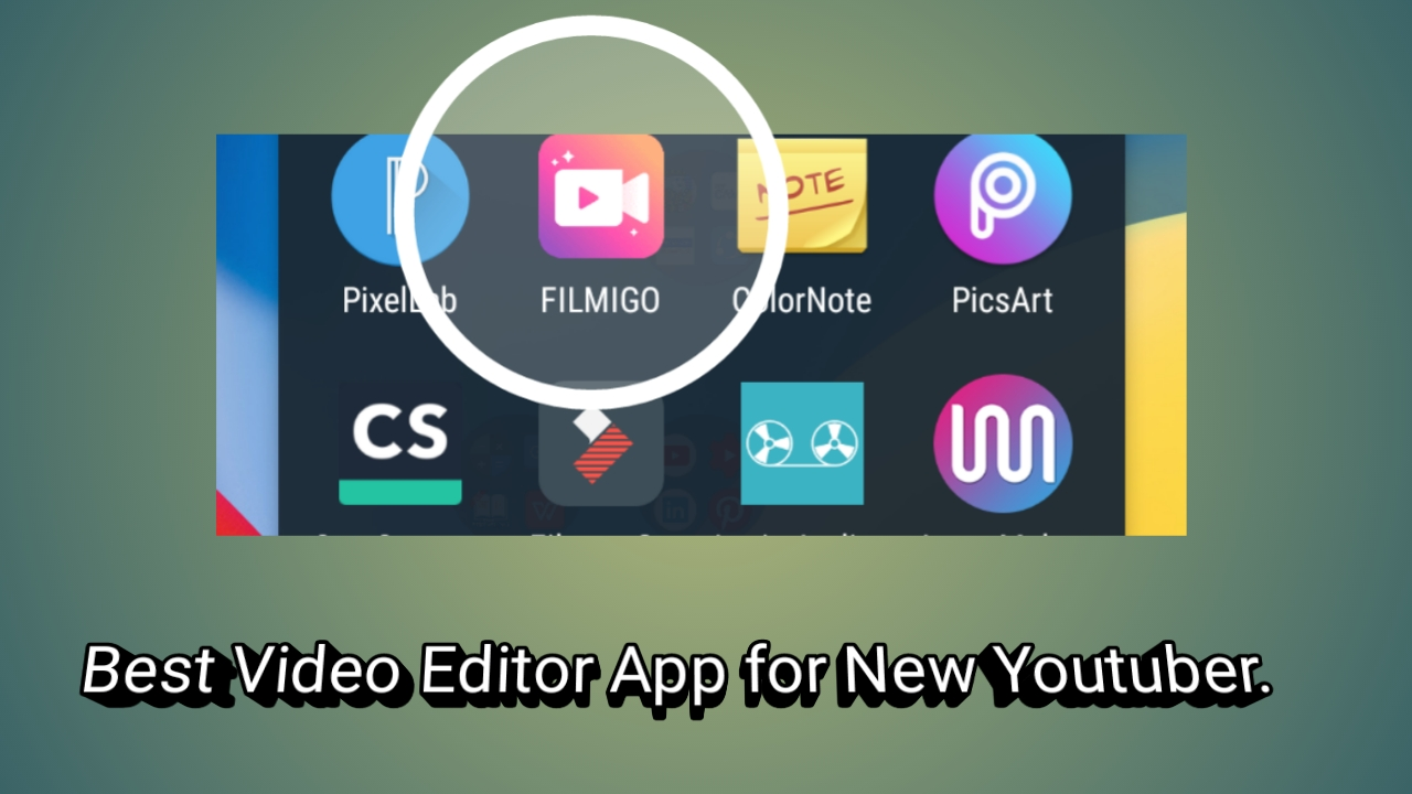 Best Youtube Video Making app Filmigo Video Maker | Free Video