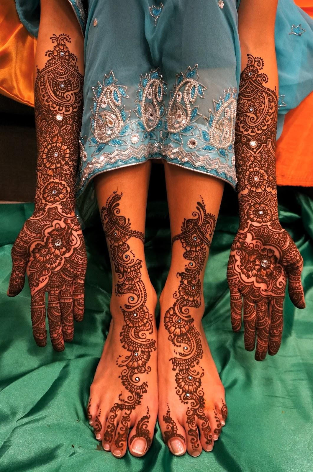 Fashion Metropolitan Henna