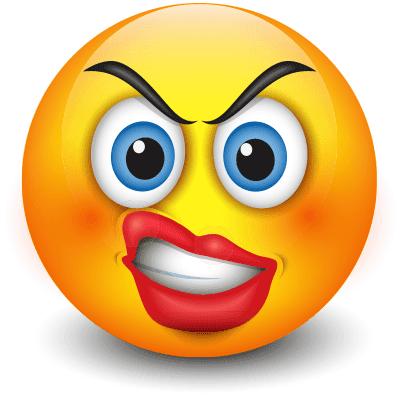 Snarl emoji