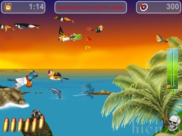 Birdie Shoot 2 Game