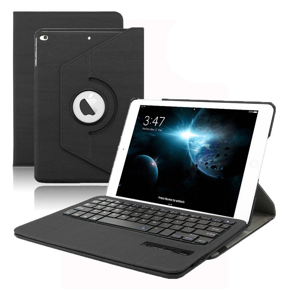 Custodia con tastiera per iPad Dingrich