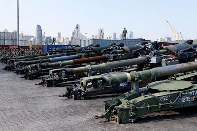 Amrika kirim bantuan militer Lebanon