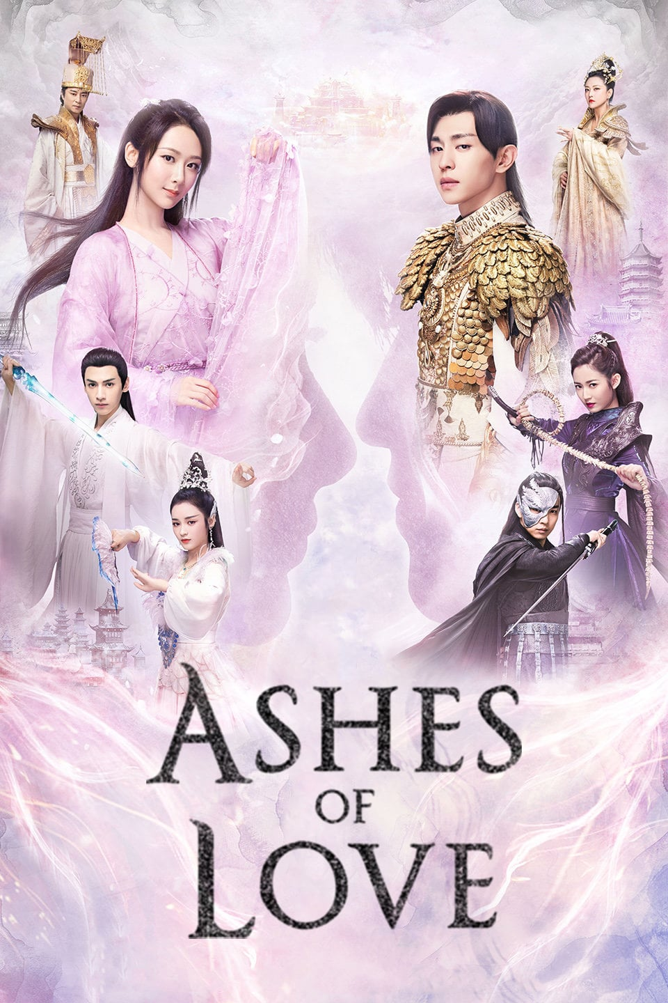 REVIEW: Ashes of Love [C-drama] | Daebak: K-Drama and Other TV Rambles