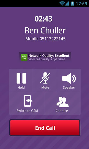 viber pour android 2.2.1