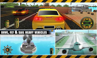 Cargo Transporter City Tycoon v1.3 Apk-screenshot-1