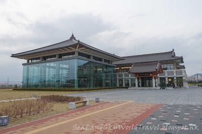 南韓慶州皇龍寺
