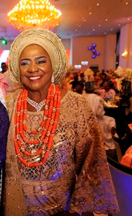 Photos: Shina Peller's Mom Is A Queen At 70 #badorzblogng