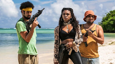 Ebonee Noel in Wrecked Season 2
