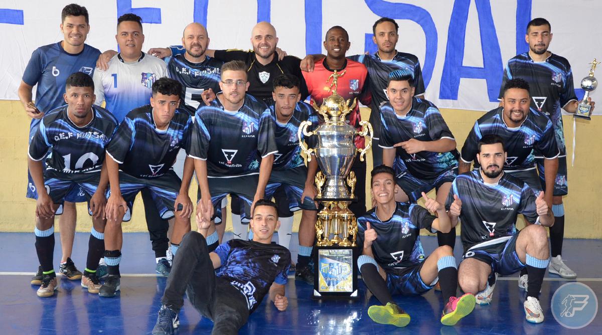 DEF Futsal de Pirituba é campeão da Super Copa Liga ZN Prata de sábado