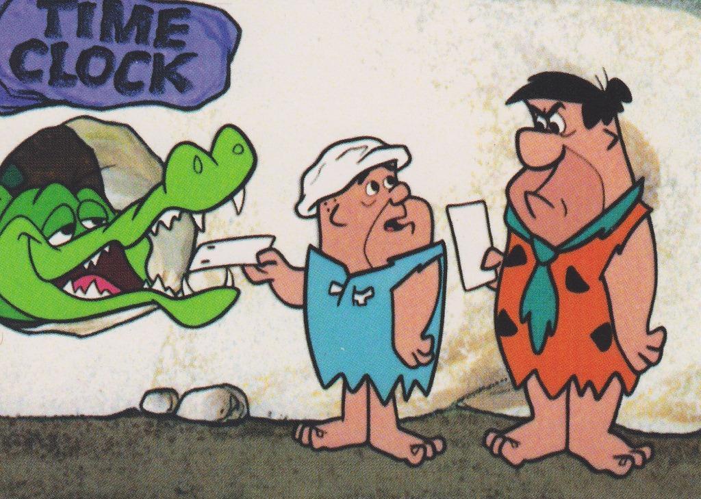 Toys And Stuff Cardz 1994 Return Of The Flintstones Cards