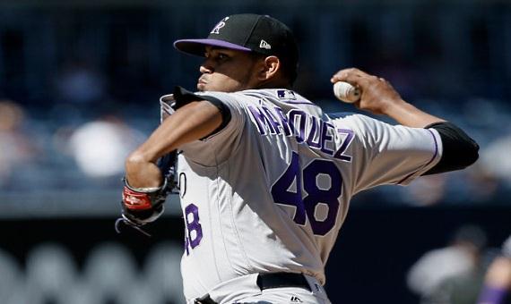 El Caraquista German Marquez quiere ser Numero 1 en su equipo de MLB