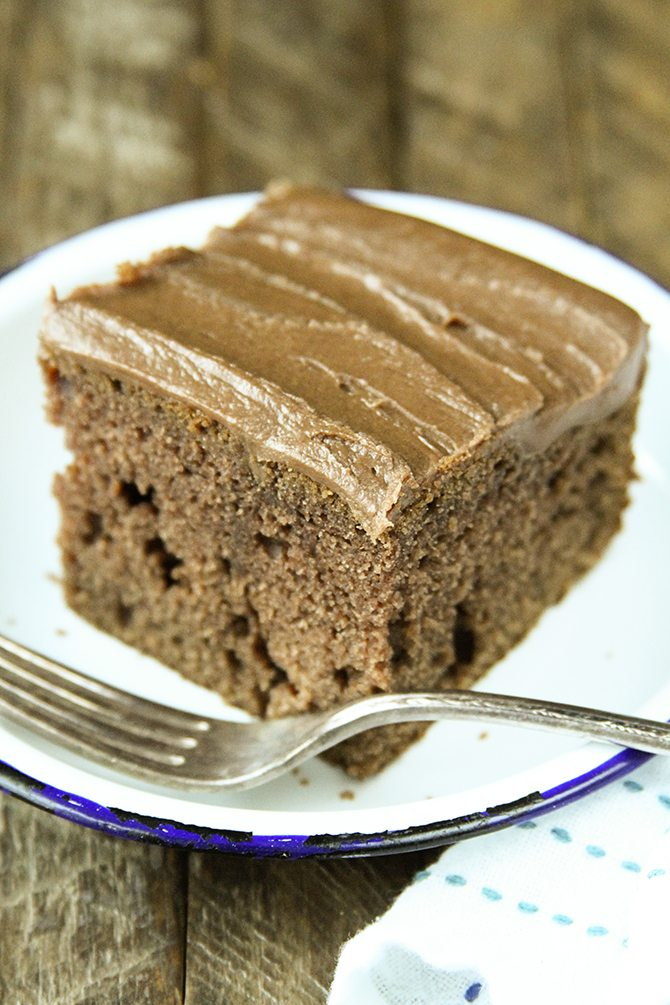 Buttermilk chocolate cake kitchen mom 39 s for Atkins cuisine all purpose baking mix where to buy