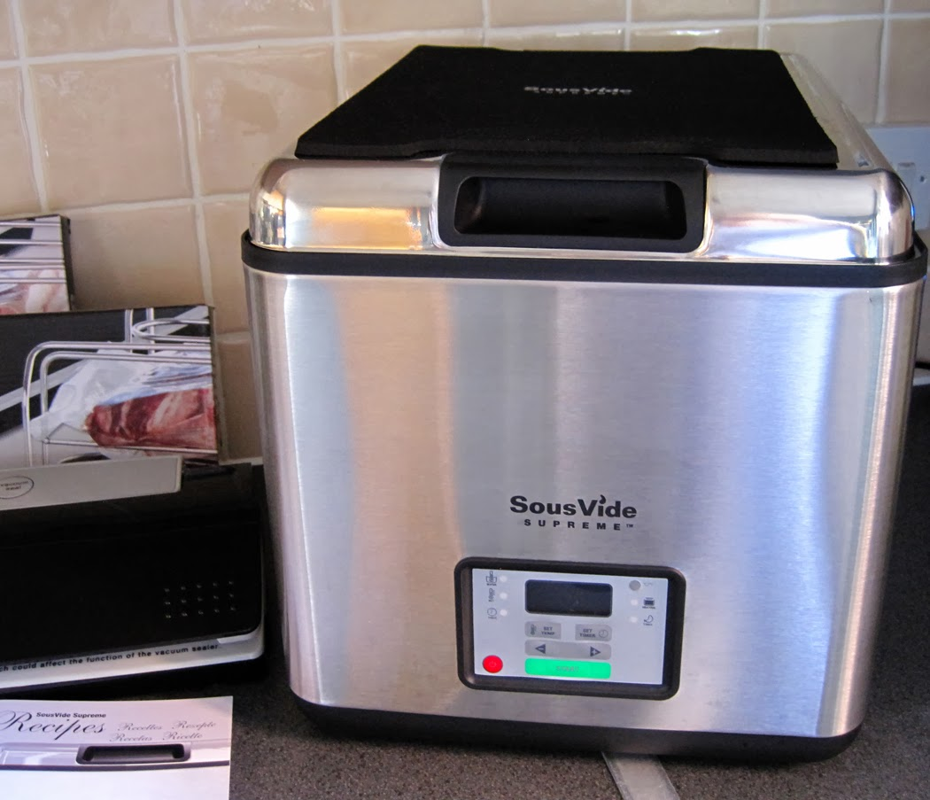 Sous Vide Machine