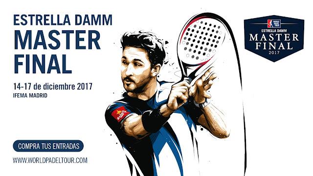 Estrella Damm Master Final. World padel tour en Ifema