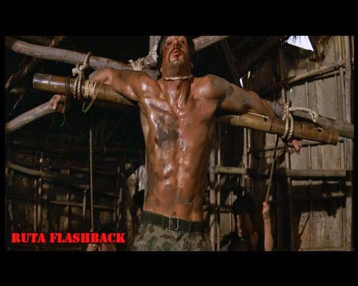 Ruta Flashback Rambo First Blood el inicio de una saga