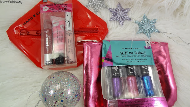 Hard Candy Cosmetic Bag Sets