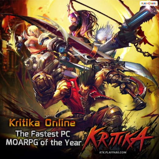 Kritika Online Launches in Southeast Asia