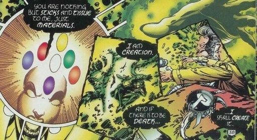 Ego Stone, Batu Ketujuh dari Infinity Stone