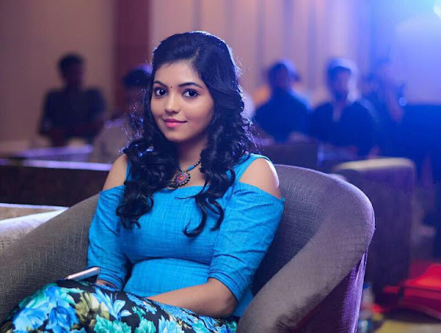 Actress Athulya Ravi Latest Cute Unseen Pictures