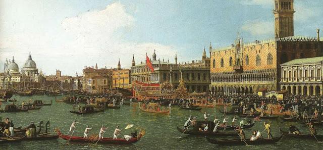 Venecia en la Edad Media