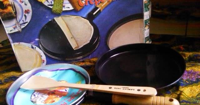 Alat Baking Cetakan Kue Murah Creper Crepes Maker