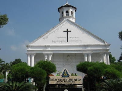 the best chruch in Indonesia